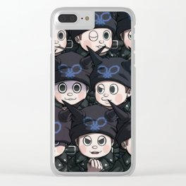 Ryoma Hoshi Clear iPhone Case
