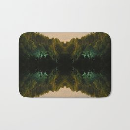 Perfect Reflection Bath Mat