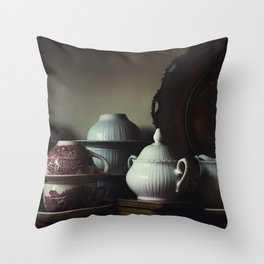 Pottery Throw Pillow