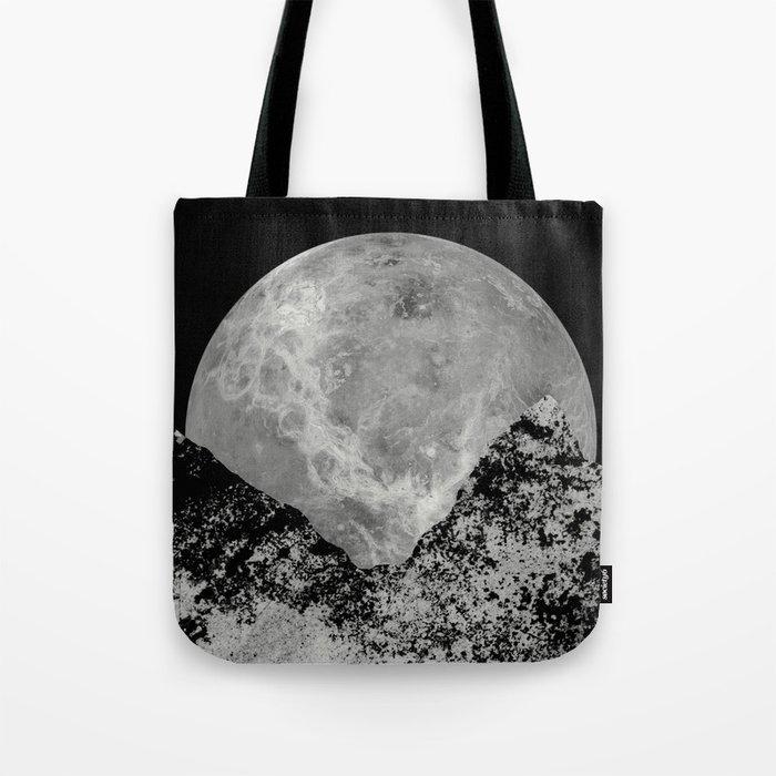 Lunar Rising Tote Bag