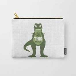 Amourosaurus Carry-All Pouch