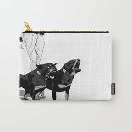Fashion Rottweiler  Carry-All Pouch