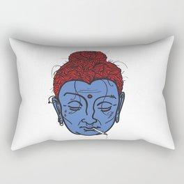 Dangerous Deity Rectangular Pillow