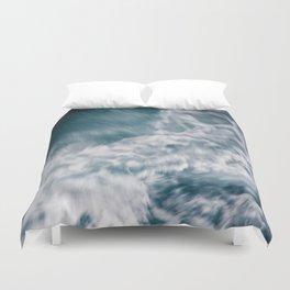 Wild Ocean Waves Duvet Cover