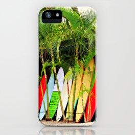 North Shore Surf '14 iPhone Case