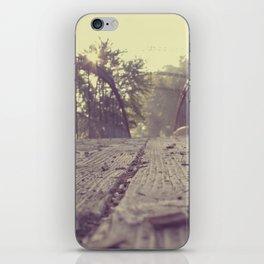 path. iPhone Skin