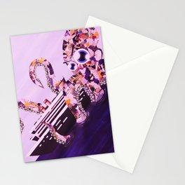 Media Monster Stationery Cards
