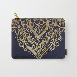 MANDALA IN STARRY NIGHT Carry-All Pouch