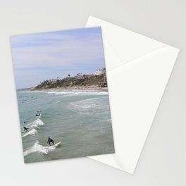 San Clemente Olas Stationery Cards