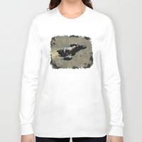 firefly Long Sleeve T-shirts featuring Firefly by Ralf Crawford