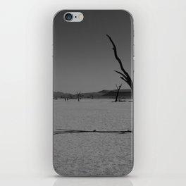 Namibia's landscape iPhone Skin