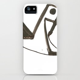 Had of the Eagle iPhone Case