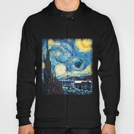 Vincent and The Doctor - Bosphorus Hoody