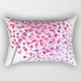 Dandelion Burst Rectangular Pillow