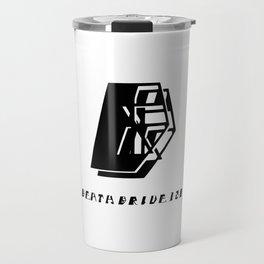 Let it Die - Death Drive 128 (Black) Travel Mug