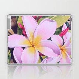 Hawaiian Plumerias Laptop & iPad Skin