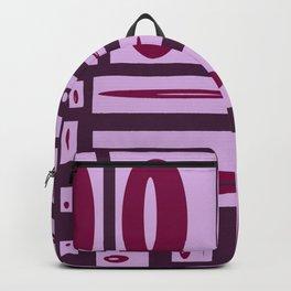 Fun With Creating Purple Play #decor #buyart #society6 Backpack