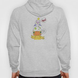 Moogle and Chocochick Hoody
