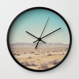 in the distance ... Wall Clock