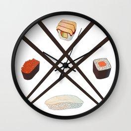 C H O P C R E S T Wall Clock
