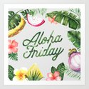 Aloha Friday! by pineapplestaircase