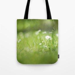 Flora calling Tote Bag