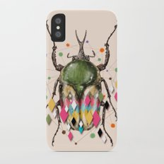 Insect VII iPhone X Slim Case
