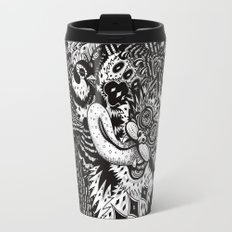Domesticated (Afternoon in the Garden) Travel Mug