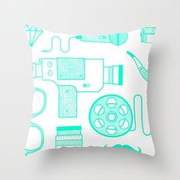 Movie Throw Pillow