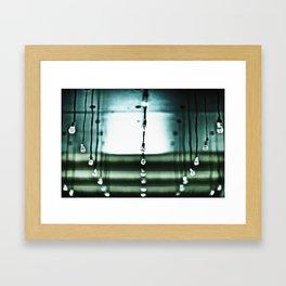 Green energy Framed Art Print