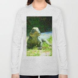 Iguana and Chill Long Sleeve T-shirt