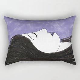 Violet Sleep Rectangular Pillow