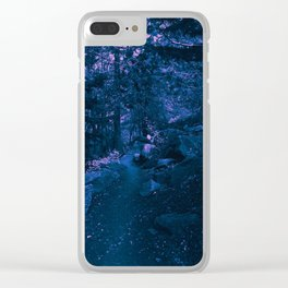 0410 Clear iPhone Case