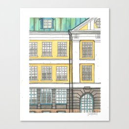 Home #1 Canvas Print