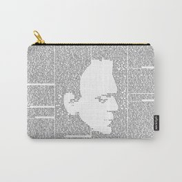 Frankenstein - The Modern Prometheus Carry-All Pouch