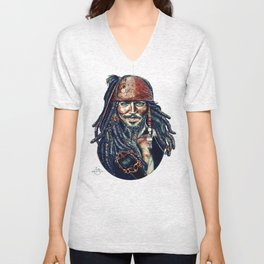 Jack by Indigo East Unisex V-Neck