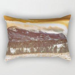 saffron Rectangular Pillow
