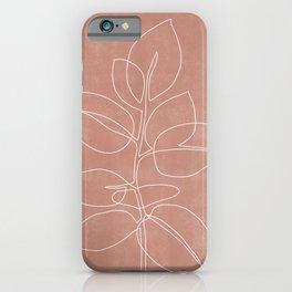 Plant Illustration XII iPhone Case