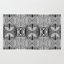 Zentangle #9 Rug