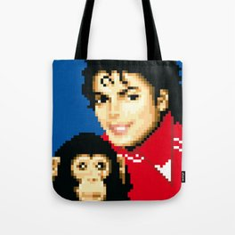 walkers from the moon Tote Bag