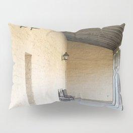 Old Outside Corridor Pillow Sham