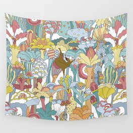 Pepperland Allover Wall Tapestry