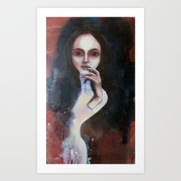 Well, I guess you are Art Print