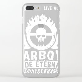 Warboys Ride eternal Clear iPhone Case