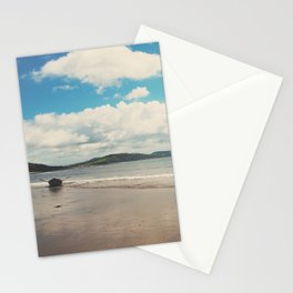 Lyme Regis coastal print Stationery Cards