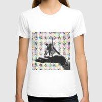 dancing T-shirts featuring Dancing by Cs025