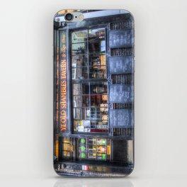 Ye Old Shambles Tavern York iPhone Skin