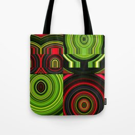 Fractured Ring 08 Tote Bag