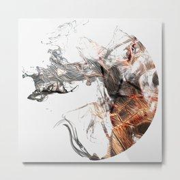 Molten Metal Print