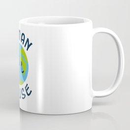 Human Louse Coffee Mug